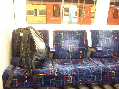Tube's New Guide To Terrorist Spotting