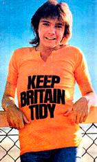 David Cassidy, 1972