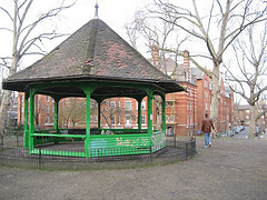 """Arnold Circus hides Victorian secrets. Image taken on a ley-line walk with the performers by <a href=""""http://www.flickr.com/photos/70304649@N00/3362867880/in/set-72157615474335826/"""">Alasdair Mackenzie</a>."""