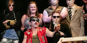 Theatre Review: Jerusalem @ the Apollo Theatre