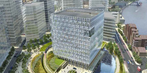 Design For New US Embassy Building Revealed
