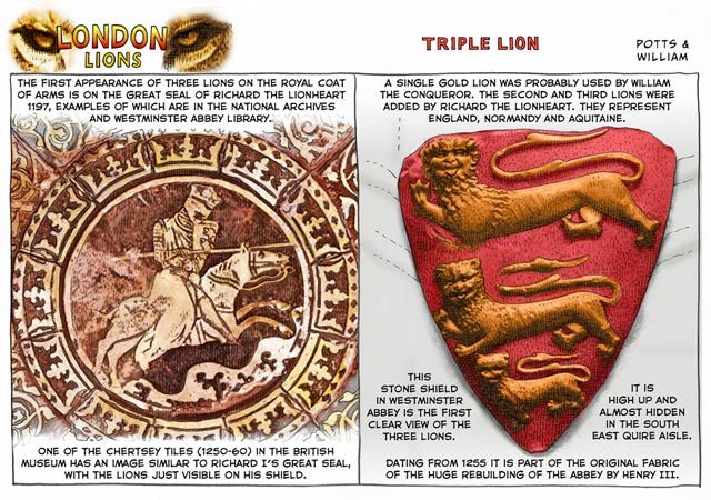 Lions of London #13