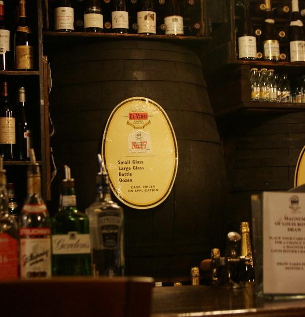 London Uncorked: El Vino