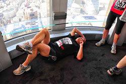 Vertical Rush Training Update #2: Thigh High