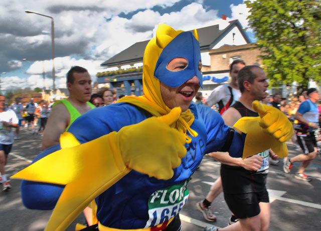 London Marathon Money Milestone