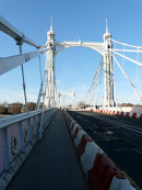 Albert Bridge Closed To Motorists For 18 Months