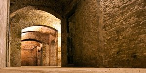 In Pictures: Inside Clerkenwell House Of Detention Catacombs