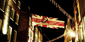Carnaby Bigs Up 'Swinging Sixties' Anniversary