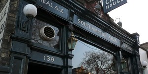London Beer Quest: The Southampton Arms