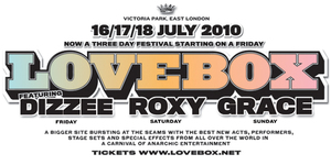 Lovebox Expands For 2010