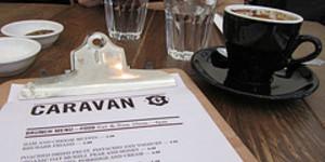 New Restaurant Review:  Caravan