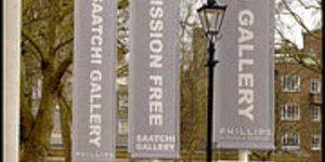 Saatchi Gallery Trumps Nationals On Attendance