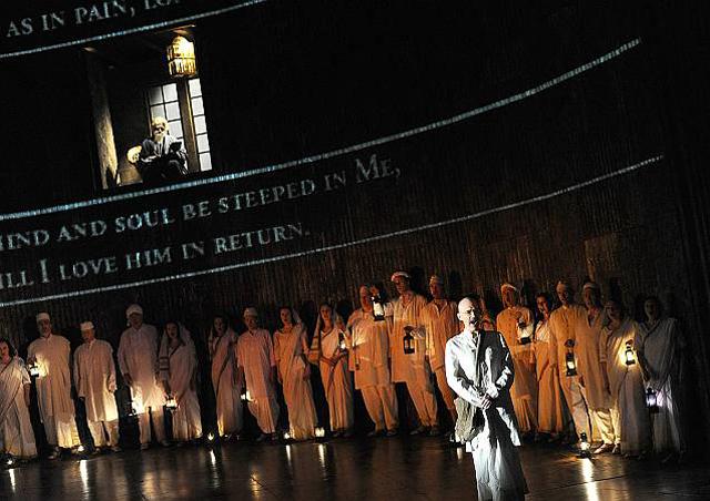 Opera Review : Satyagraha @ ENO