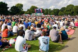 No World Cup Fan Fest For Regents Park