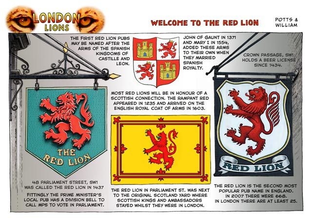 Lions of London #18