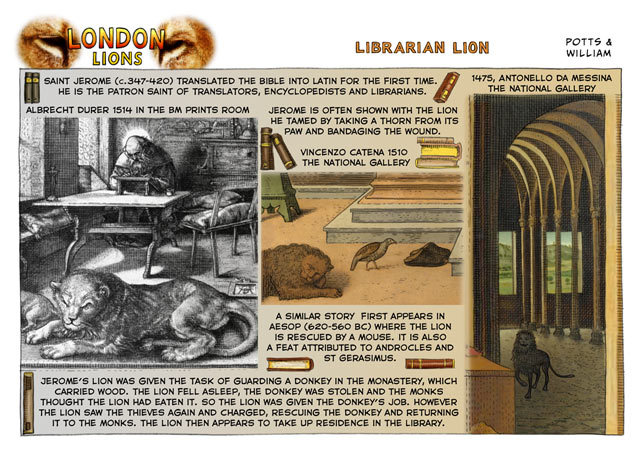 Lions of London #19