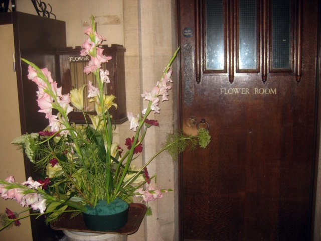 ... Houses Of Parliament Between Bars, You Find All Kinds Of Strange  Cupboards. Hereu0027s The Flower Room.