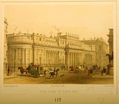 Soane's original bank