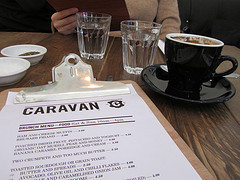 New Restaurant Review:  Caravan