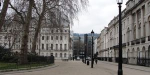 London Literary Locations: Saturday
