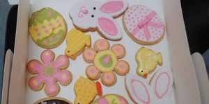 Review: Easter Cookie Course with Cakes 4 Fun