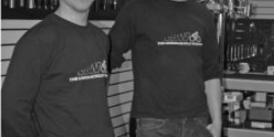 London Entrepreneurs: Piotr Kielbasa & Jerzy Kuzminski of London Bicycle Workshop