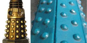 The Whitechapel Pillar That Looks A Bit Like A Dalek