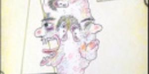 Charles Bronson Artwork Goes Missing