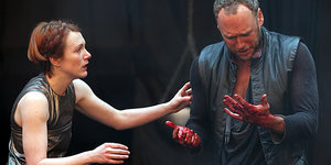 Theatre Review: Macbeth @ Shakespeare's Globe Theatre