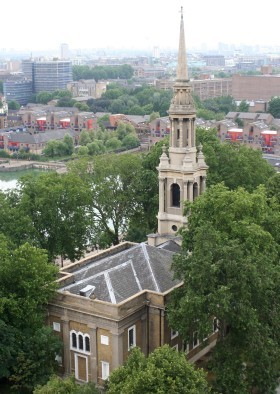 St Paul's Shadwell