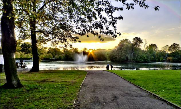 Victoria Parks Wins Lottery Money For Revamp