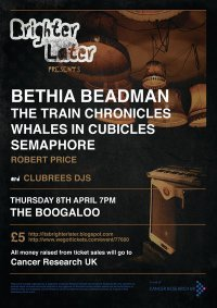 Preview: Brighter Later @ The Boogaloo