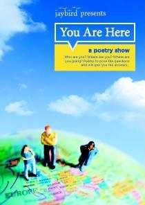Poetry Preview: You Are Here @ Kings Place