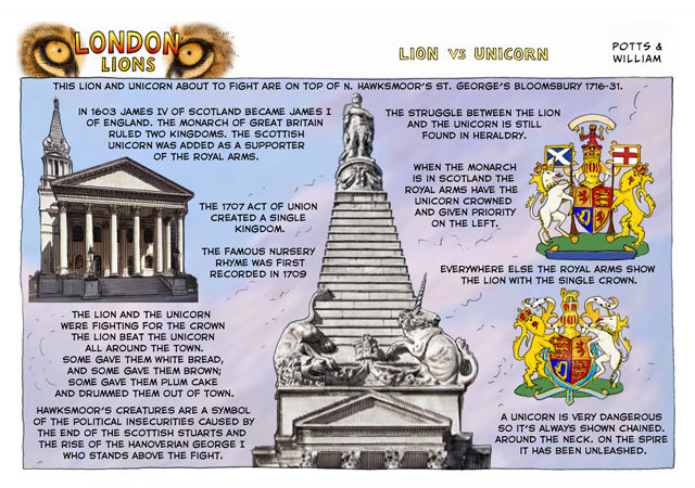 Lions of London #22