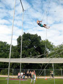 Fly On A Trapeze With Gorrilla Circus This Summer