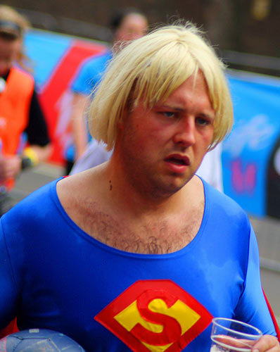 Super Boris?! by charliedotgilbert