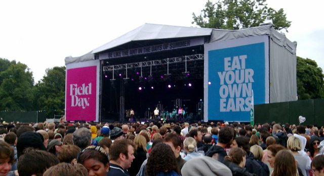 Live Music Preview: Victoria Park Festivals