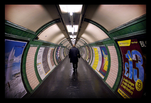 Tube Stations Could Be Death Traps Says RMT