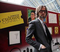 Eurostar Appoint Jarvis Cocker 'Cultural Ambassador'