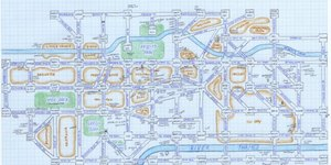 Hand-Drawn Maps of London: Mappa Lundi