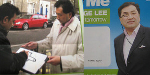 Bored Of Election Campaign Leaflets? Let's Deface Them