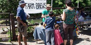 In Pictures: Surrey Docks Farm Spring Fair