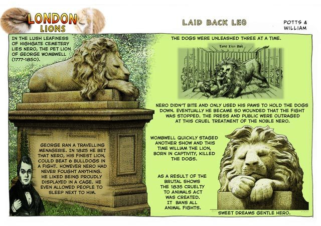 Lions of London #27