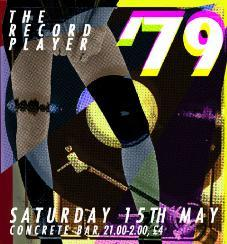 Preview: The Record Player @ Concrete