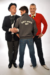 Review: Dirty White Boy @ Trafalgar Studios
