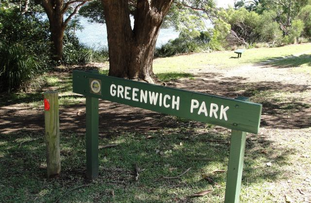 Not only does Greenwich have a doppelganger, there's also a Greenwich Park. On the river, too.