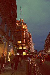 The London Dossier: Chapter 12 – Shopping