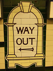 Alight Here: New Site Looking For Photos, Poems Of Tube Stations