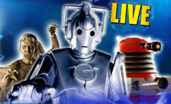 Dr Who Stage Show Coming To Wembley Arena