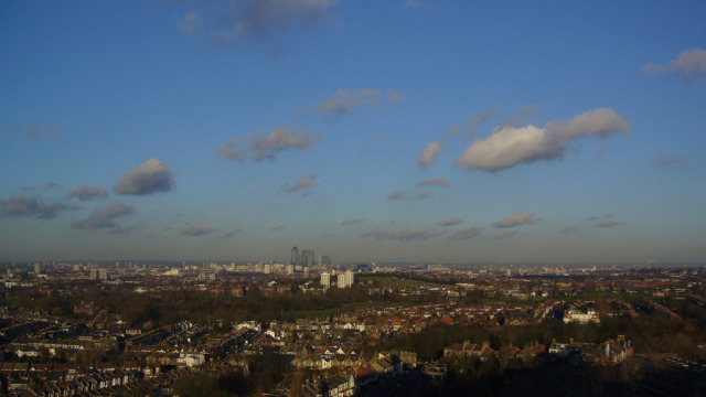 Great views from Forest Hill / image by Malbonster, with permission